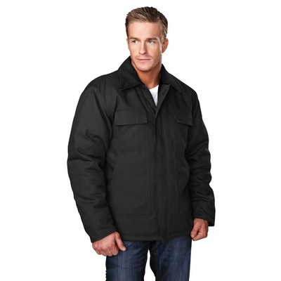 Big Mens Pathfinder Jacket with Polyfill Quilted Lining Regular and Big /& Tall Sizes