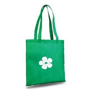 """LINE FRIENDS OFFICIAL GREEN LARGE SHOPPING BAG 21/""""X21/"""""""